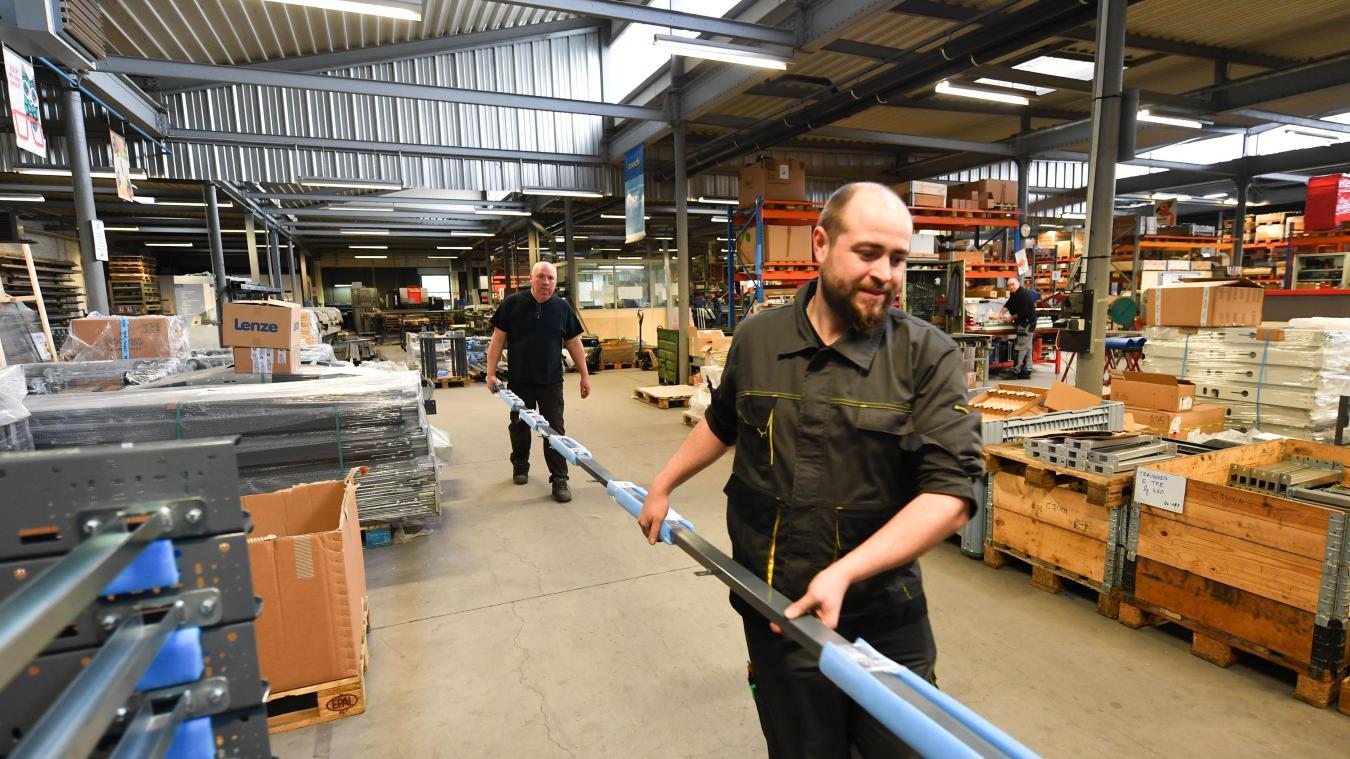 À Tourcoing, l'entreprise Ciuch boostée par le succès du e-commerce