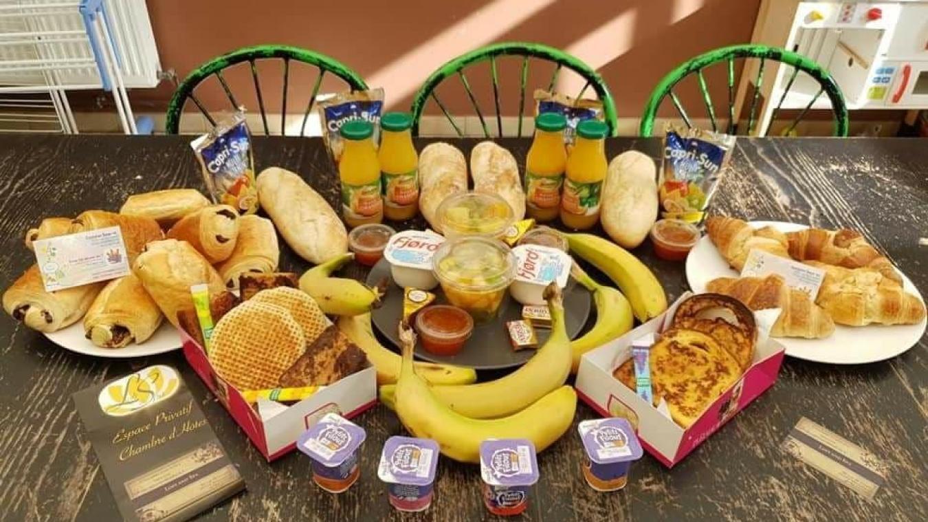 À Hazebrouck, l'association Bouge-toi livre le petit déjeuner à domicile