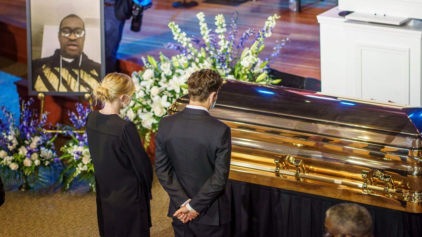 VIDÉO - États-Unis : le vibrant hommage rendu à George Floyd à Minneapolis