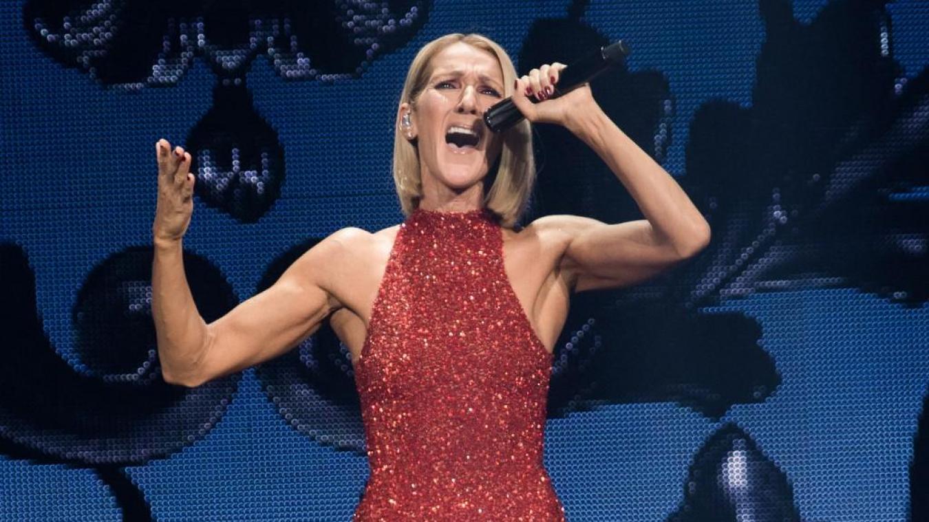 Céline Dion reporte tous ses spectacles de 2020