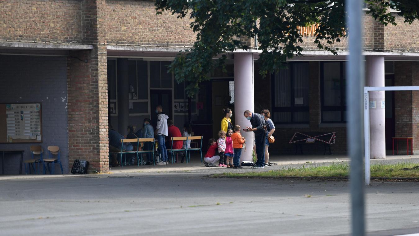 Lille: dépistage en cours et parents inquiets à l'école Lakanal, à