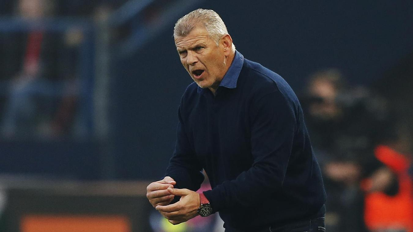 L'ex entraîneur du SM Caen Patrice Garande rebondit au Toulouse FC