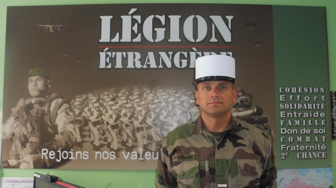 La Légion, 150 nationalités : un fabuleux modèle d'intégration réussie