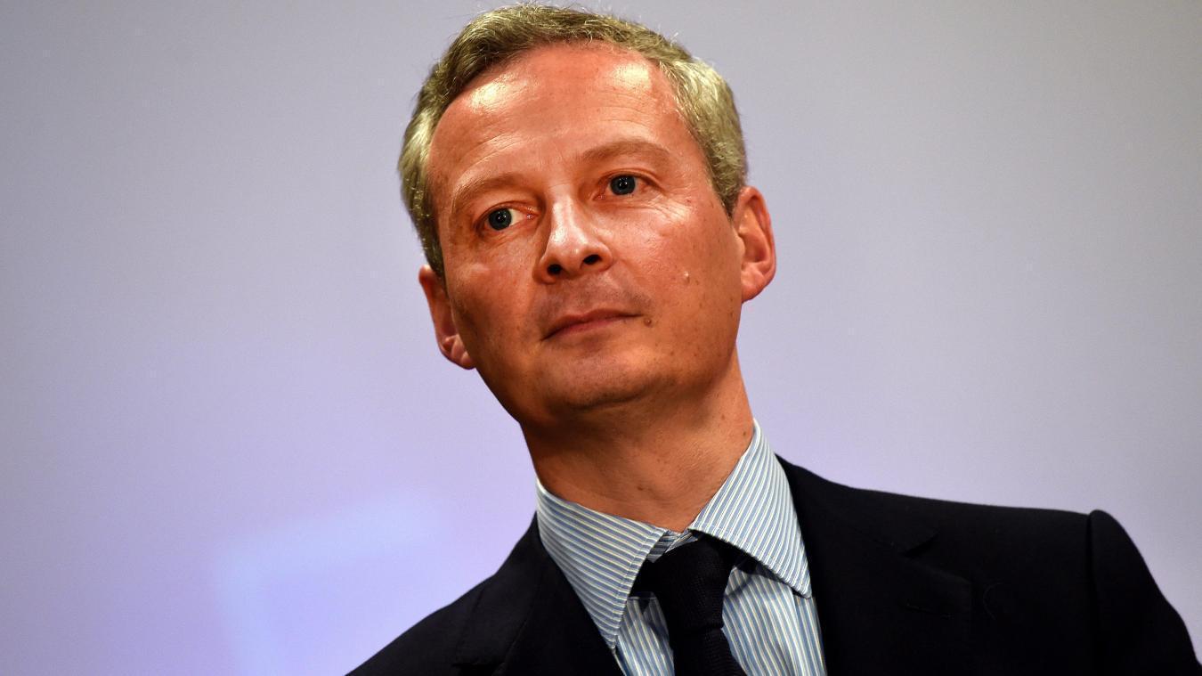 Bruno Le Maire ne veut pas baisser la TVA sur les billets de train
