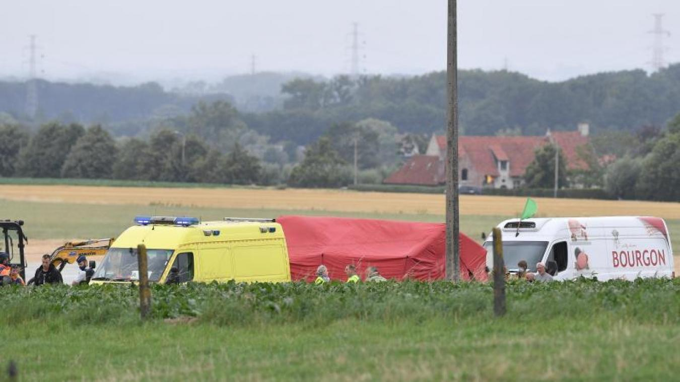 Un décès sur la première course de reprise en Belgique