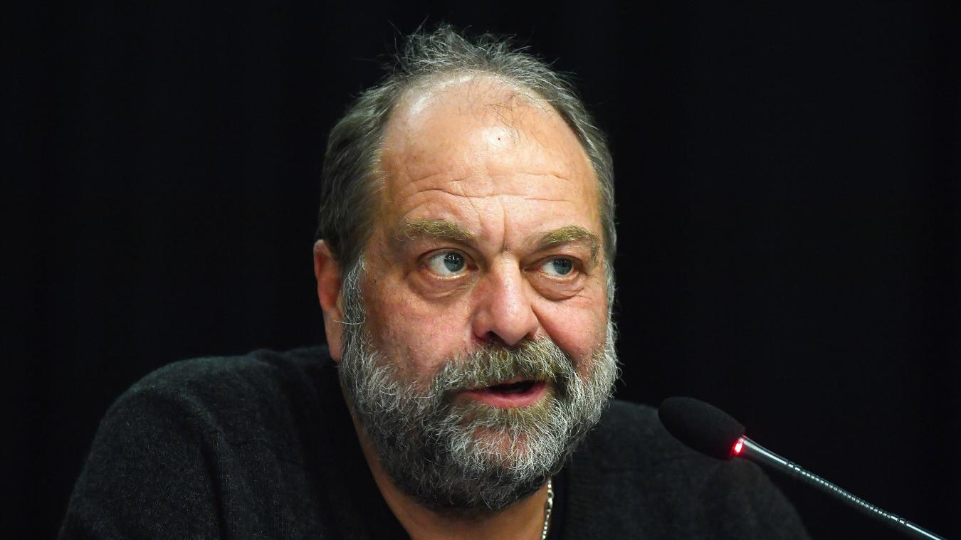Sa relation explosive avec le Rassemblement National — Eric Dupond-Moretti