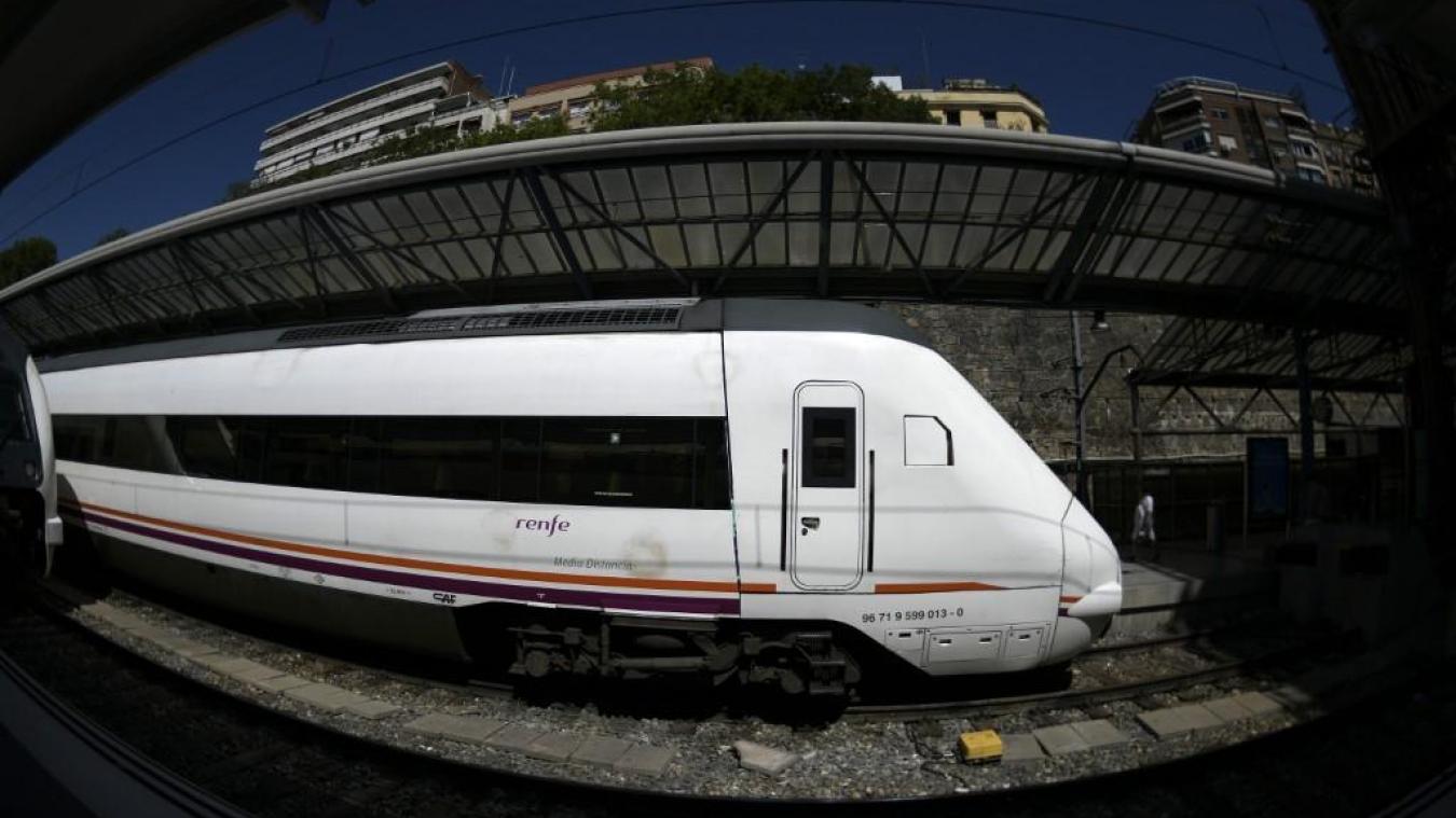 Paris Bruxelles en Flixtrain, des TGV espagnols pour Lyon