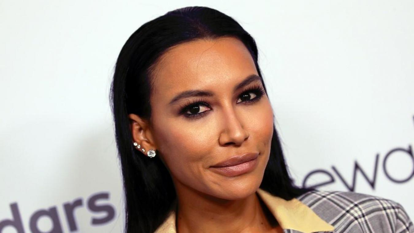 Naya Rivera interprétait Santana Lopez dans Glee