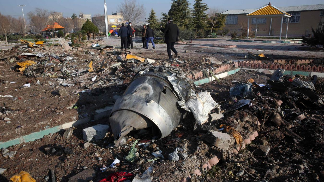 Boeing ukrainien abattu en Iran: une erreur de réglage de radar à l'origine du drame