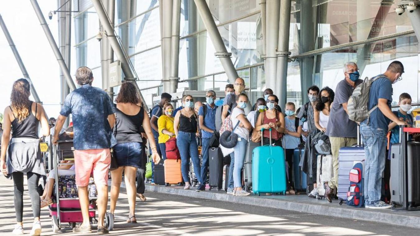 Coronavirus: les nouvelles règles pour voyager entre la métropole et les outre-mer