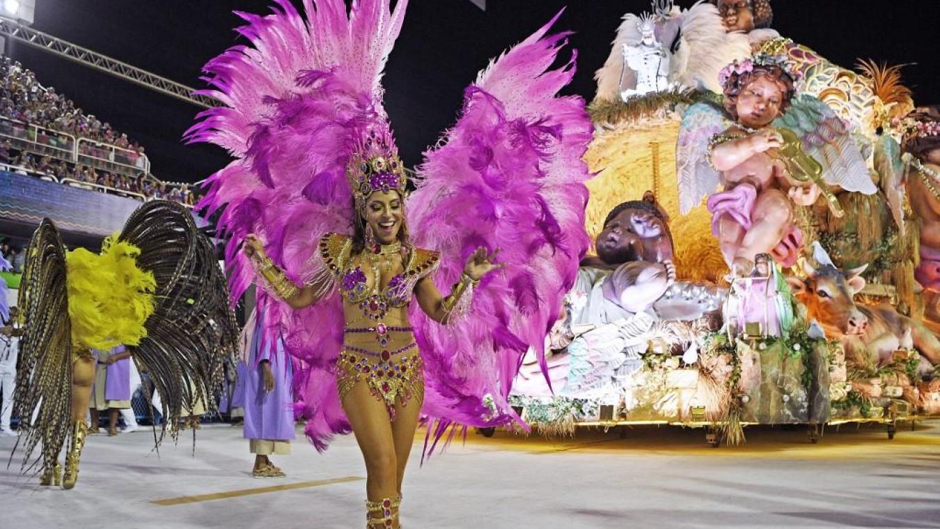 Coronavirus Le Carnaval De Rio Menace Tant Qu Il N Y Aura Pas De Vaccin