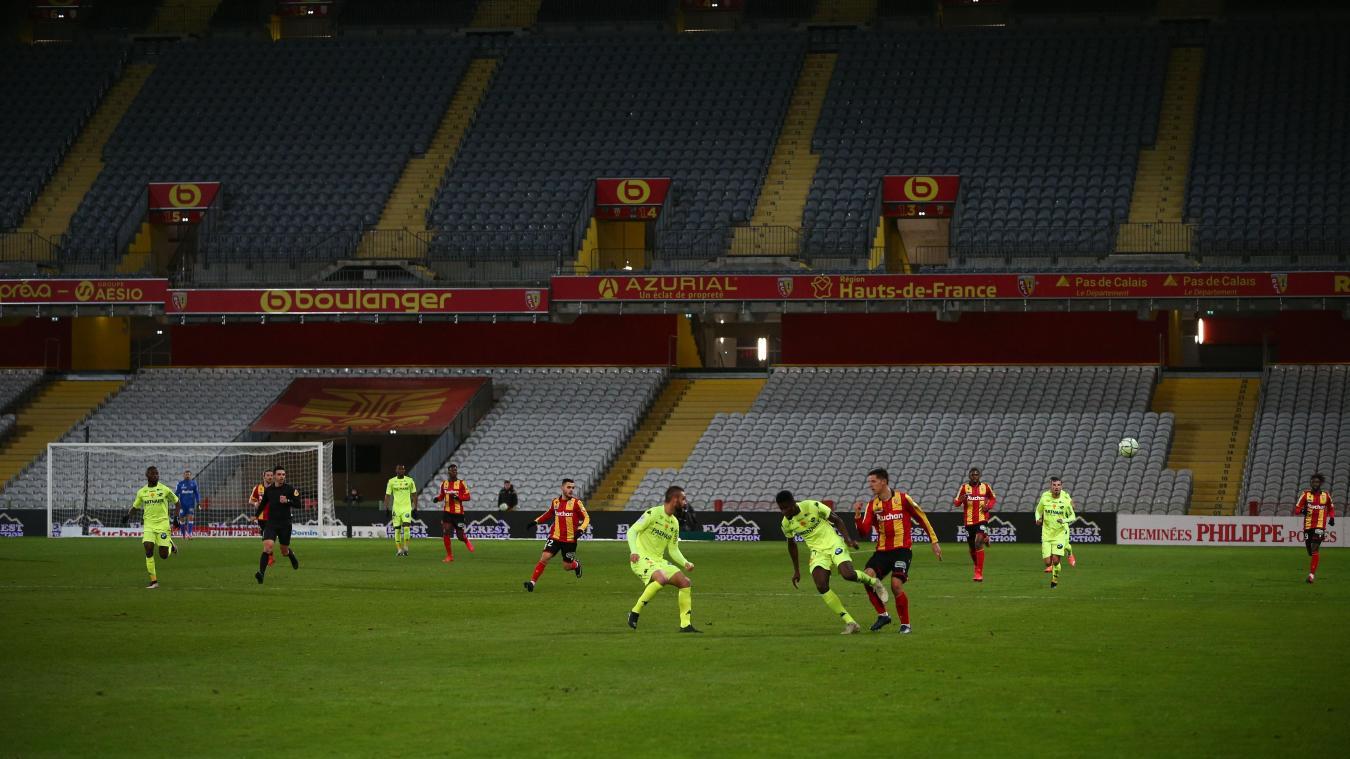 Plus de 5000 spectateurs lors de la reprise de la Ligue 1 ?