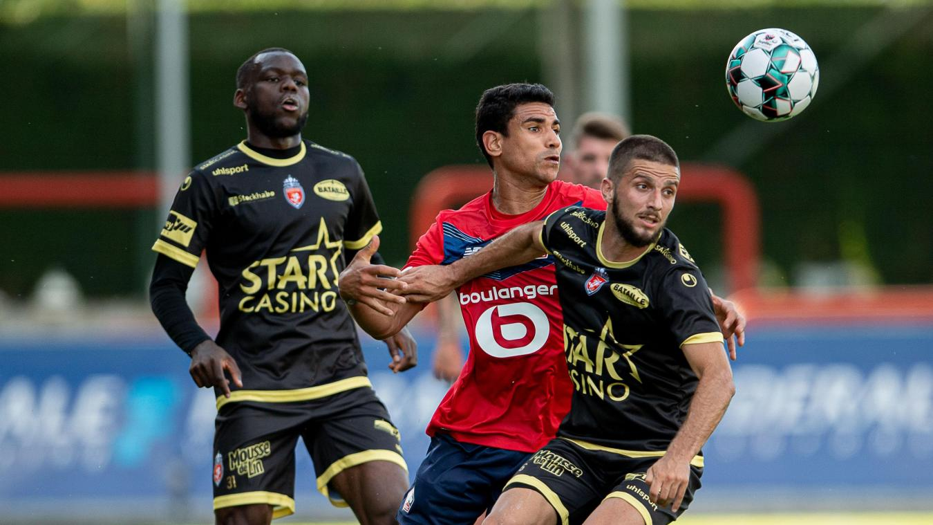 Galtier n'envisage pas le retour de Rémy — Lille