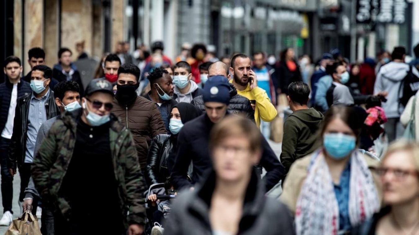 Coronavirus en Belgique : de nouvelles restrictions face à une hausse des cas