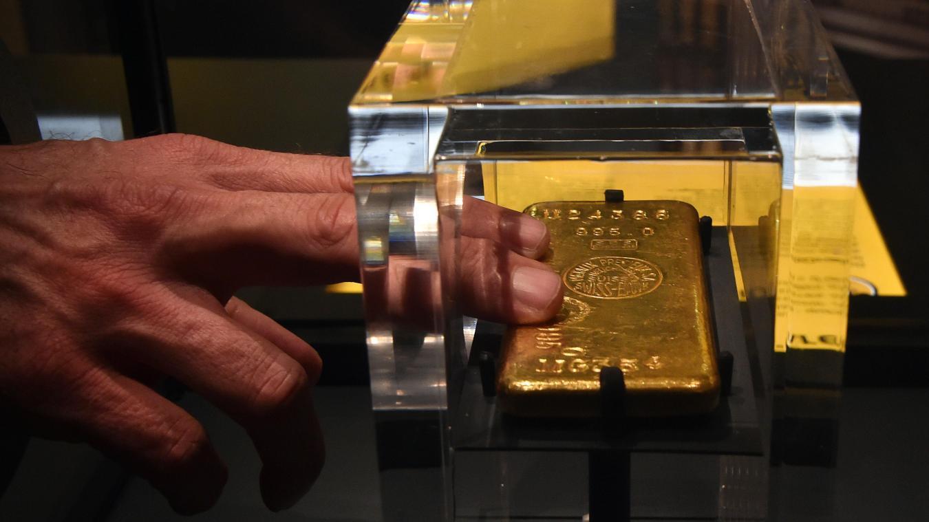 Le cours de l'or franchi un nouveau record historique