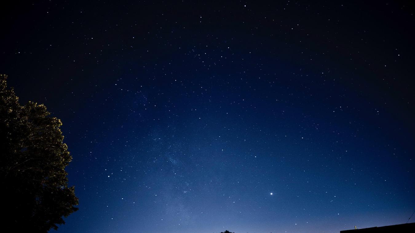 Les amateurs d'astronomie sont aux anges cet ét