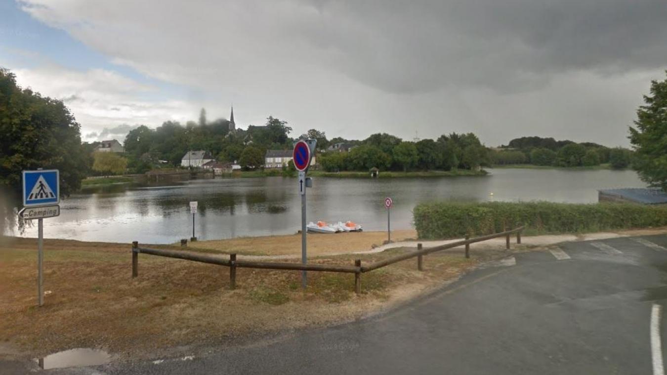 Le corps d'un enfant retrouvé dans un lac — Indre-et-Loire