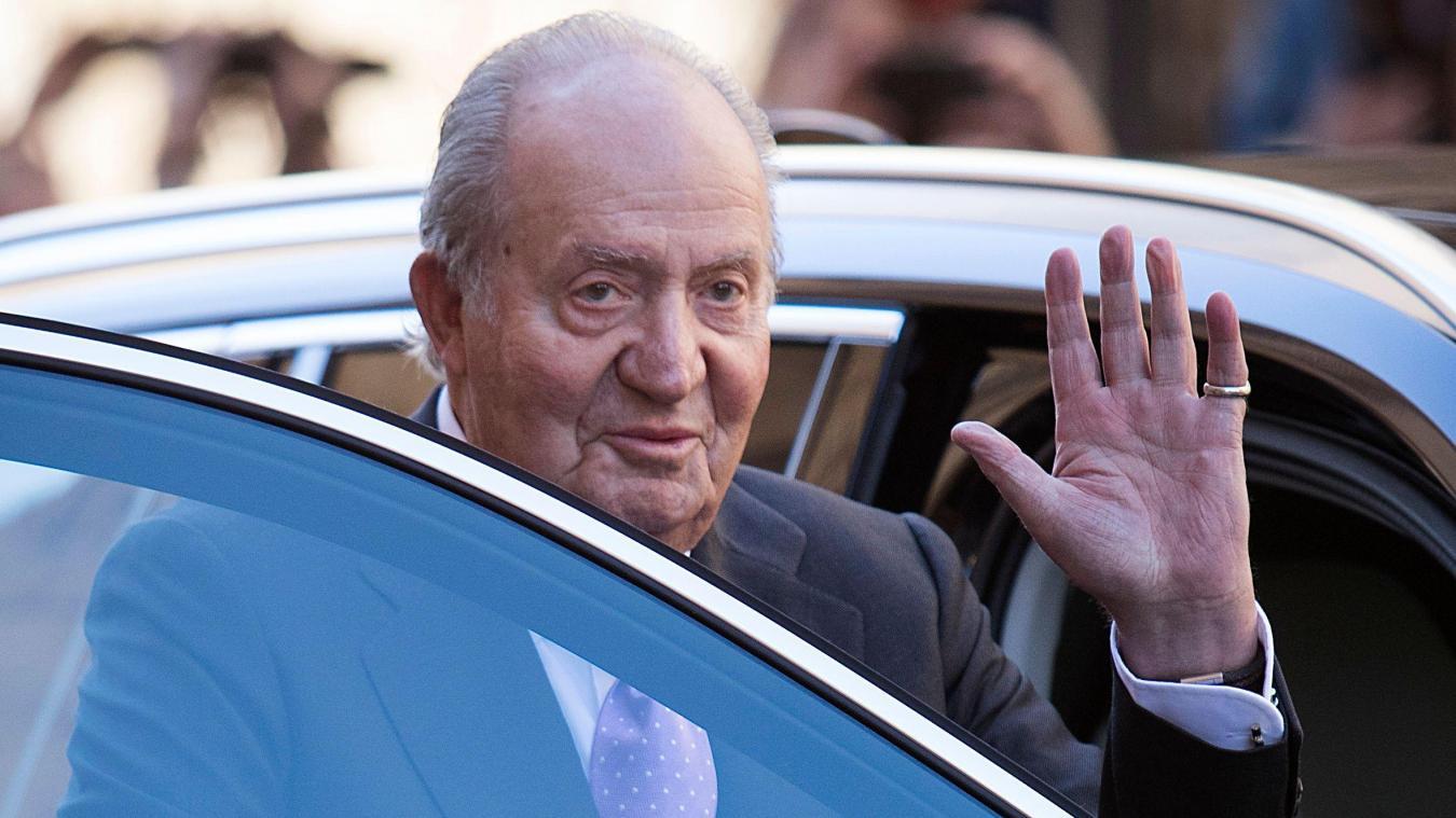 Incertitudes sur le lieu de l'exil de l'ex-roi d'Espagne Juan Carlos