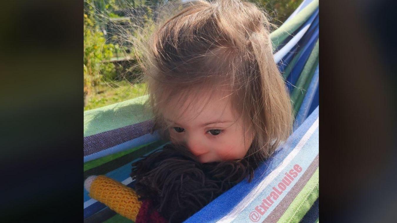 Louise, 5 ans, refusée d'un club de vacances car trisomique