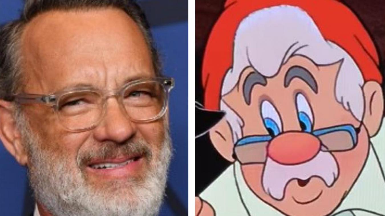 Tom Hanks pourrait jouer Gepetto dans
