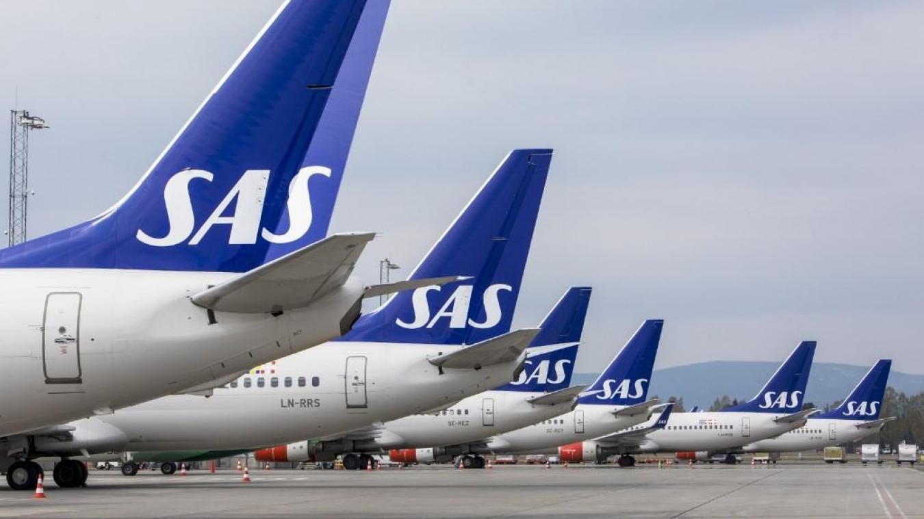 Norvège: L'avion a une minute de retard, les 158 passagers en quarantaine
