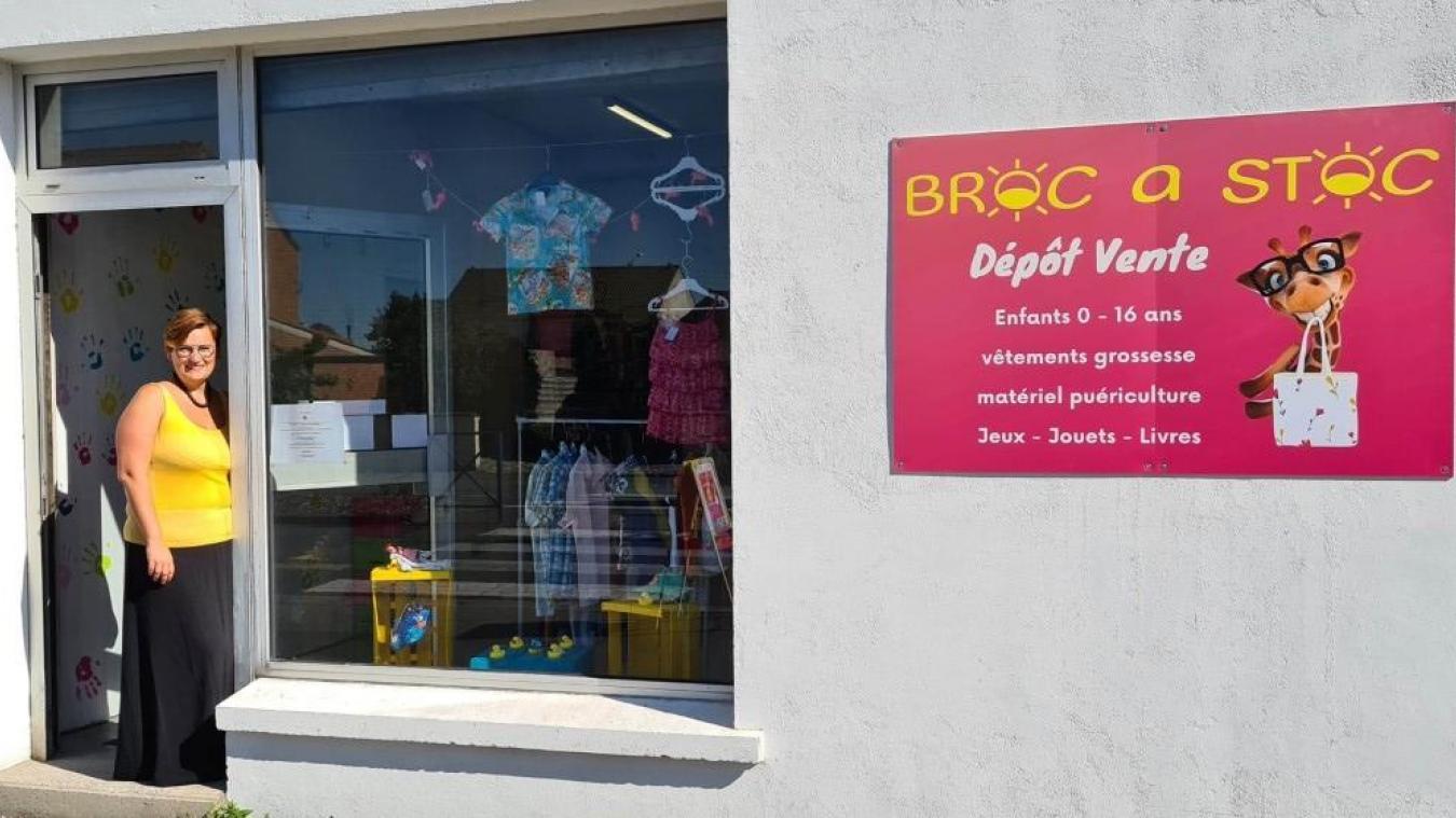 Marck La Boutique Broc A Stoc Depot Vente A Ouvert Debut Aout