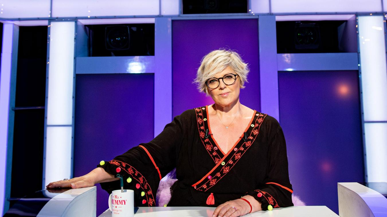 Laurence Boccolini quitte TF1 pour France 2