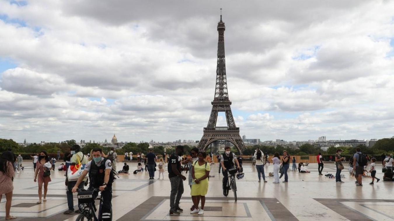 Coronavirus : l'Allemagne place l'Île de France et la région PACA