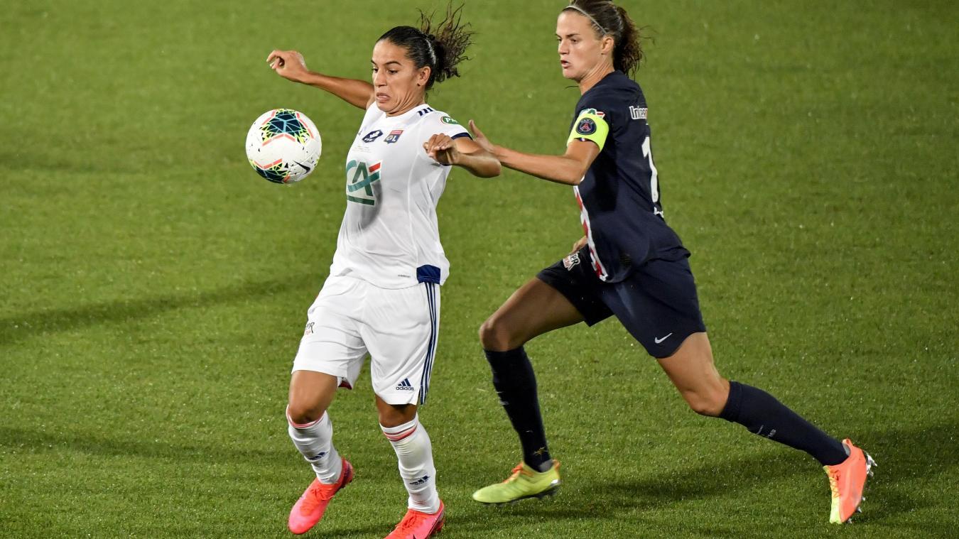 Ligue des champions féminine : revivez la victoire de Lyon face au PSG