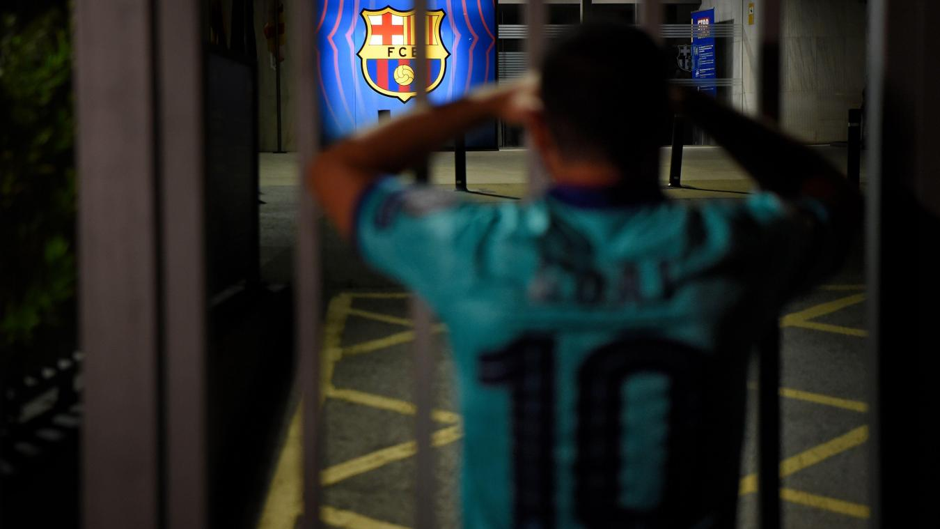 Lionel Messi aurait annoncé au Barça qu'il souhaitait partir