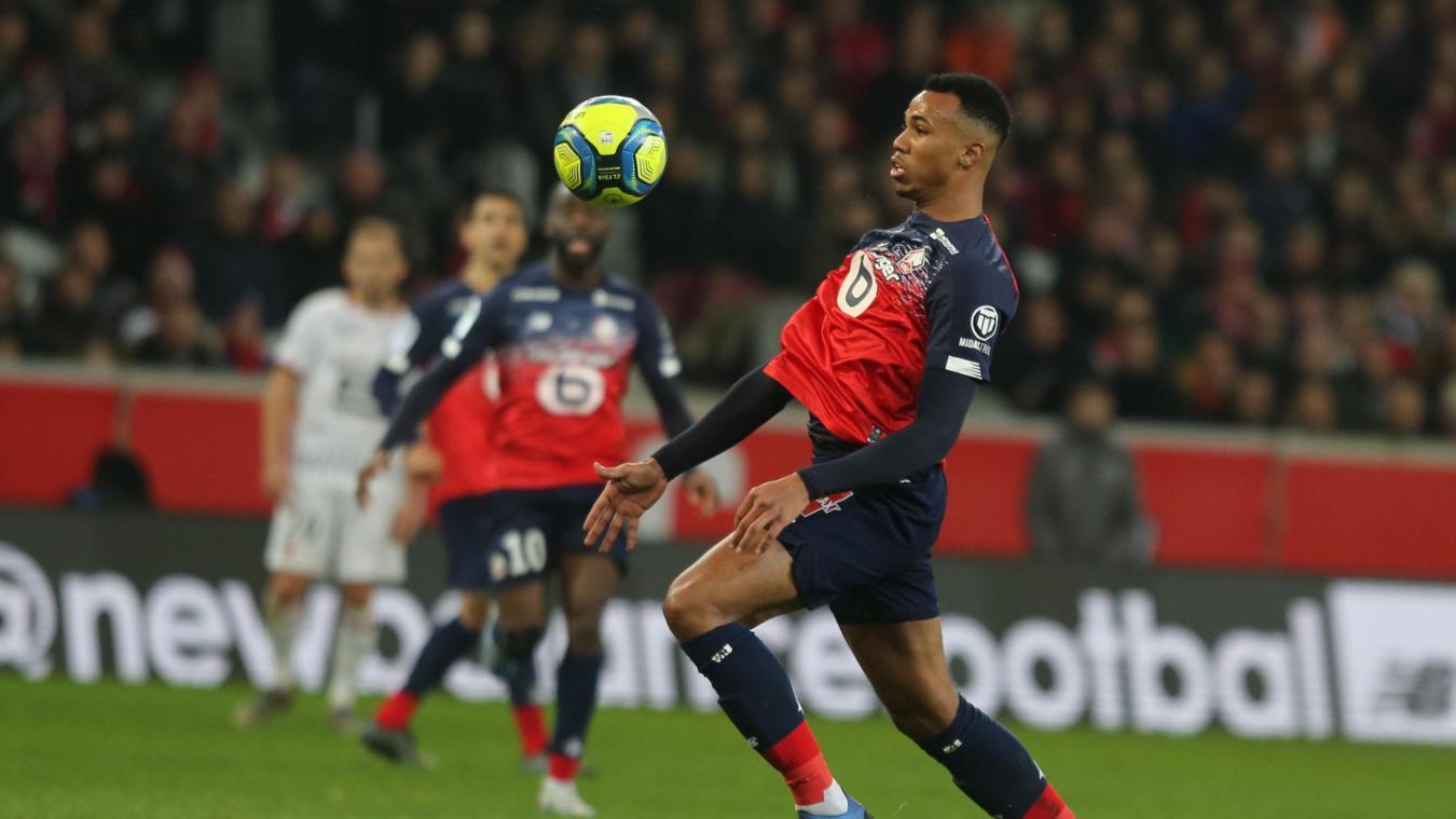 Gabriel Magalhaes quitte Lille et rejoint Arsenal pour 26 millions d'euros — Mercato