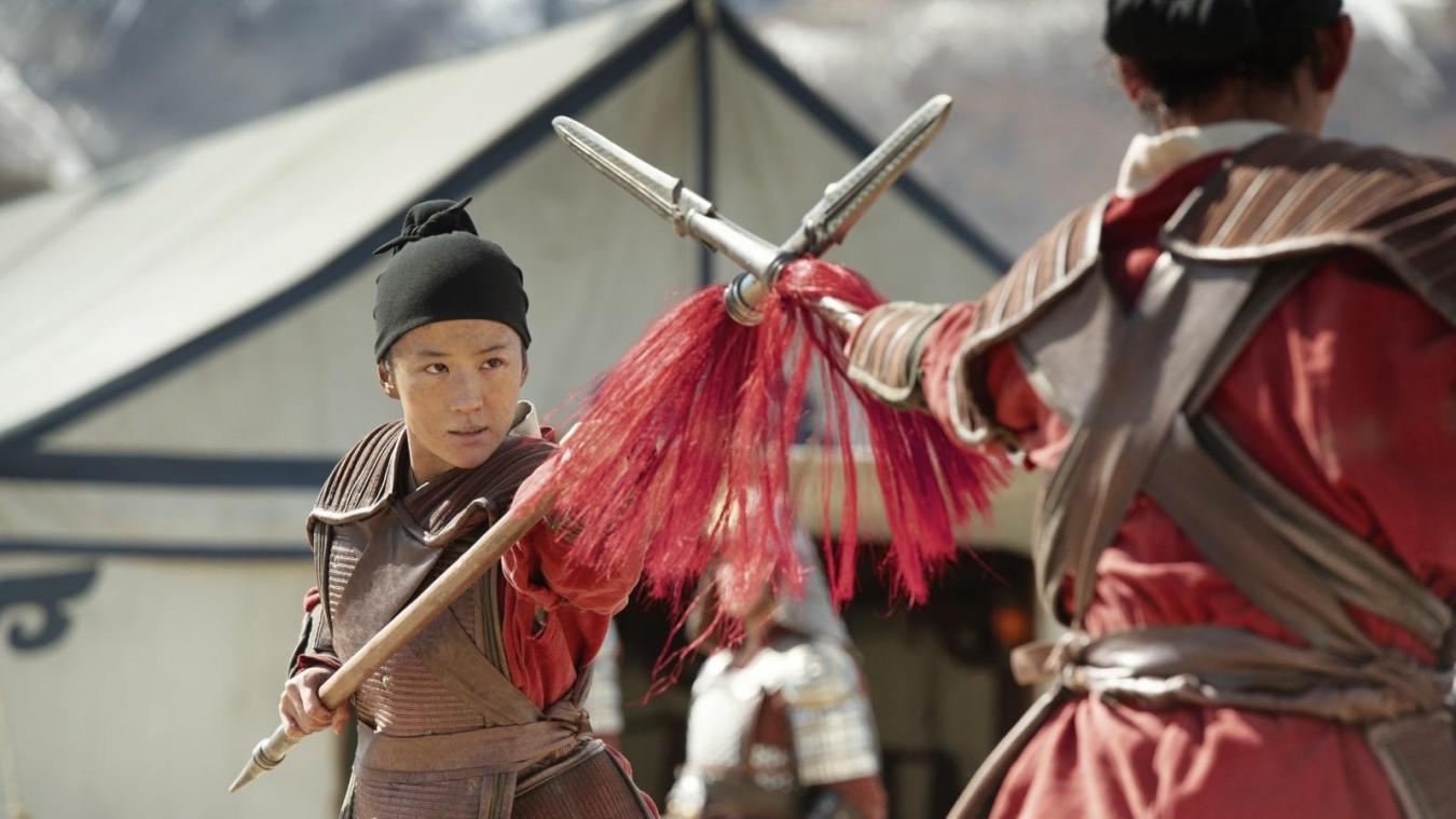 Le film sortira le 4 décembre 2020 en France — Mulan sur Disney