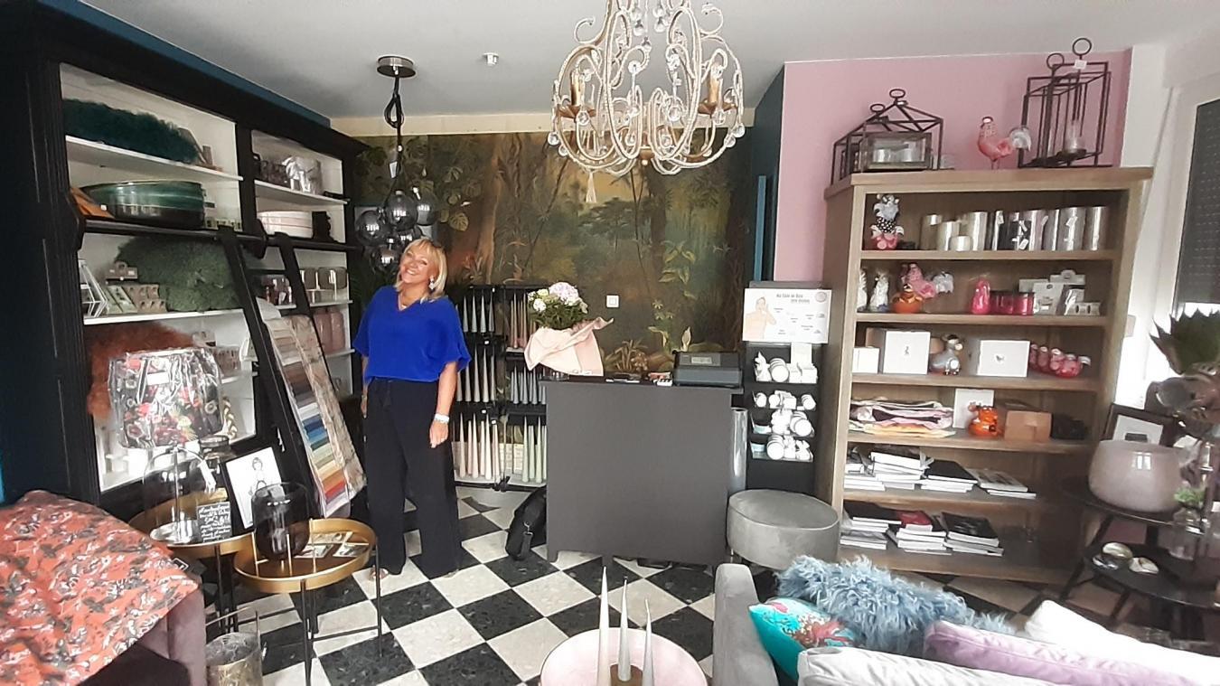 Une boutique de décoration Rêves d'intérieurs ouvre à Préseau