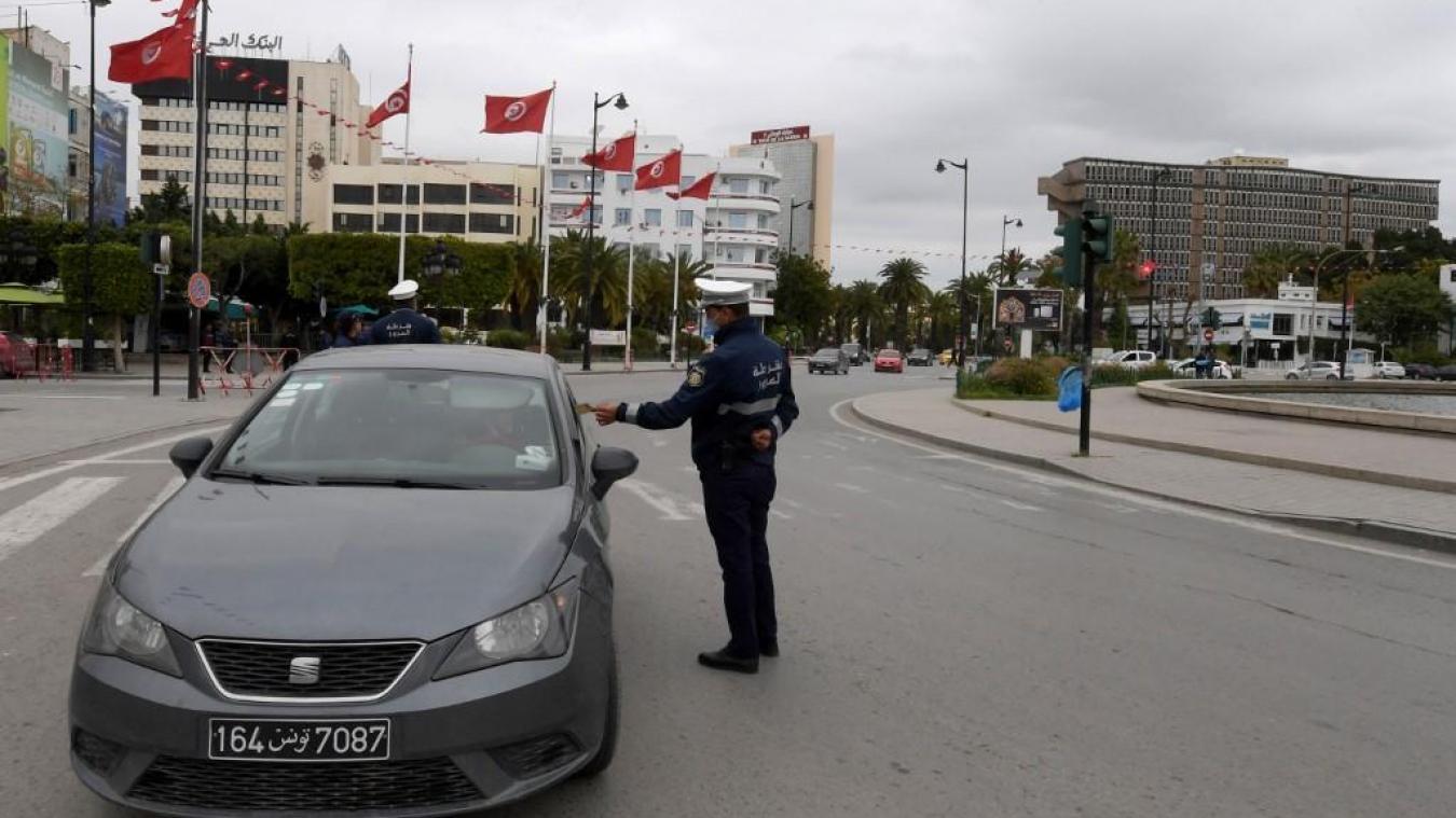 Tunisie: un gendarme tué dans une attaque, trois terroristes abattus B9724495890Z.1_20200906115752_000%2BGSRGK5AK0.2-0