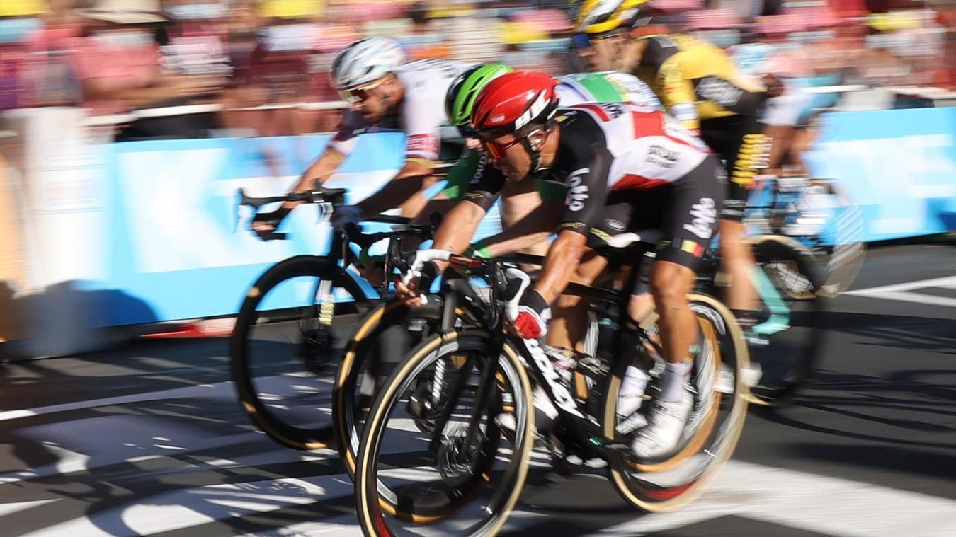 Tour de France: Ewan gagne la 11e étape