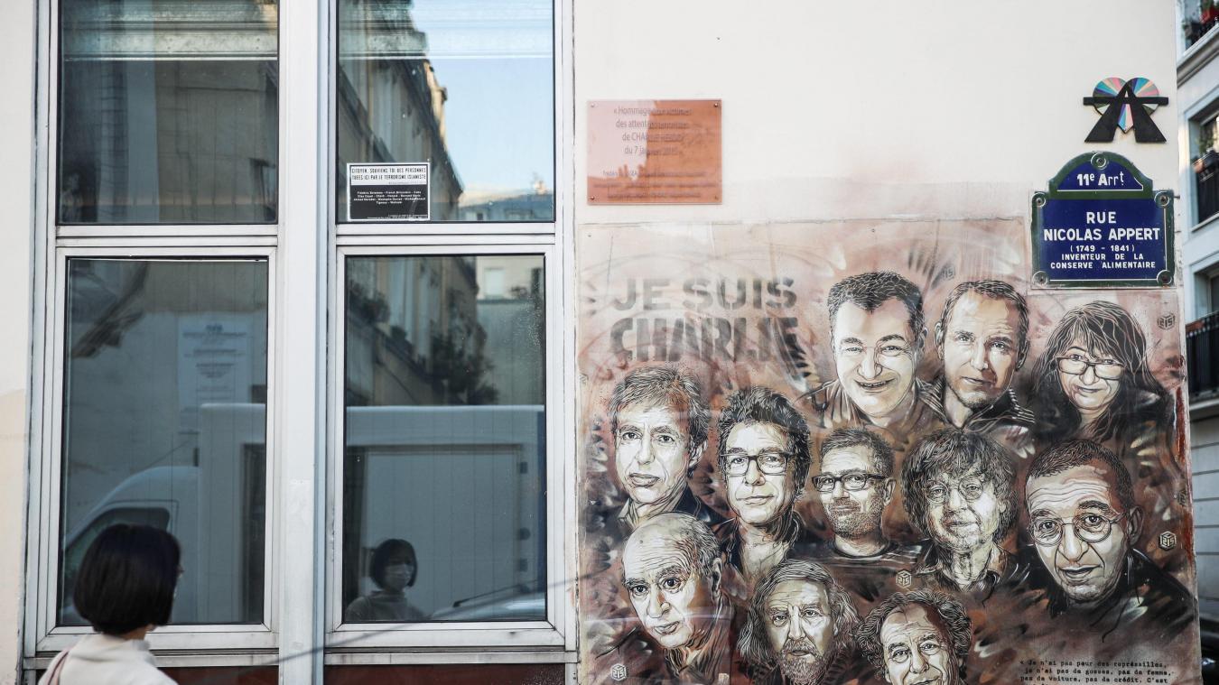 L Attentat Tellement A L Oppose De Ce Qu Etait Charlie Hebdo