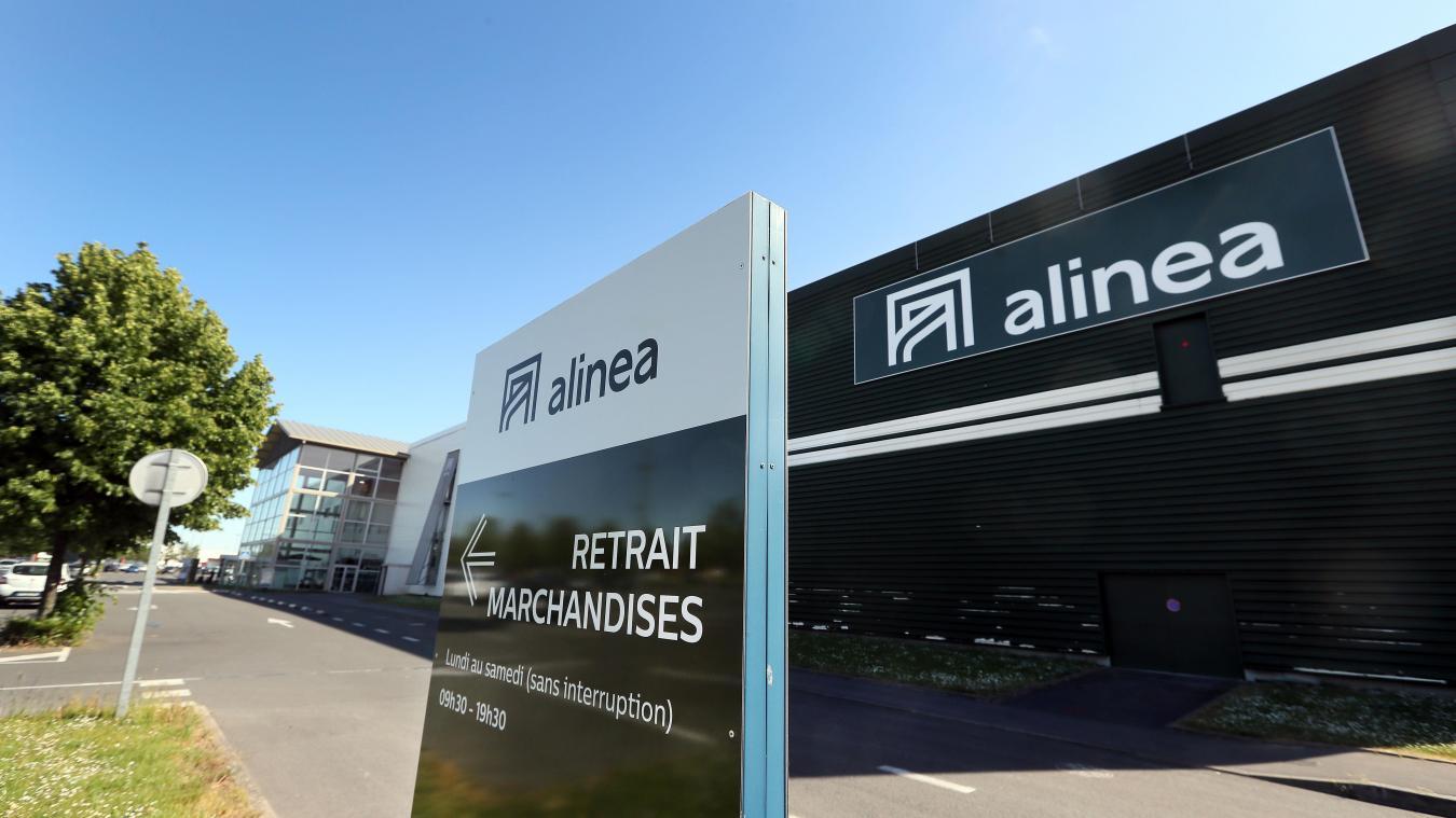 L'enseigne Alinéa reprise, proposition de reclassement à Villars