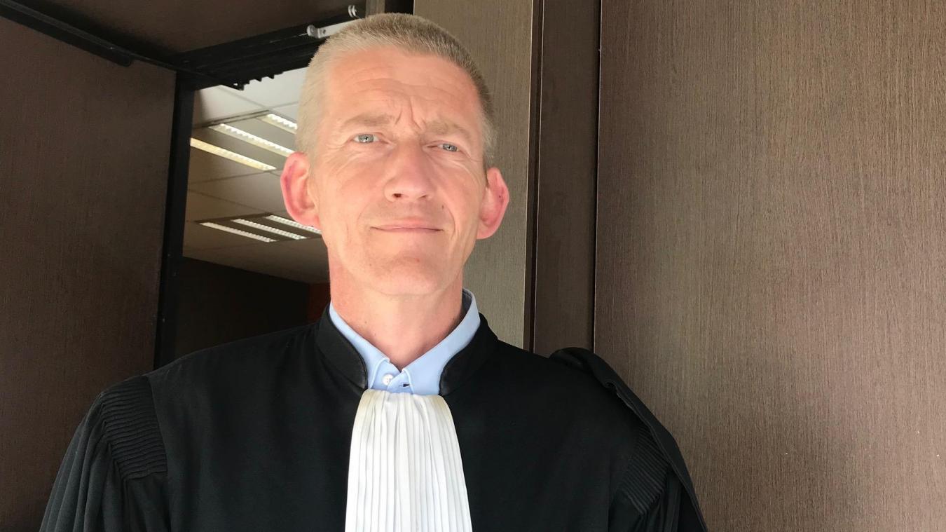 Me Jean-Yves Moyart est l'avocat de la mère d'Ingrid Marchal.