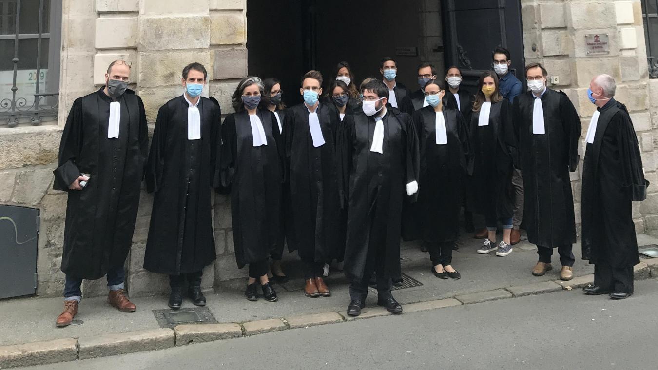 Annecy: les magistrats en colère rejoignent le mouvement contre Éric Dupond-Moretti
