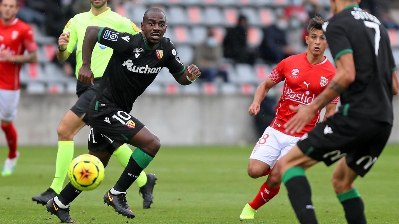 Seko Fofana rechute et sera absent contre Nîmes — RC Lens