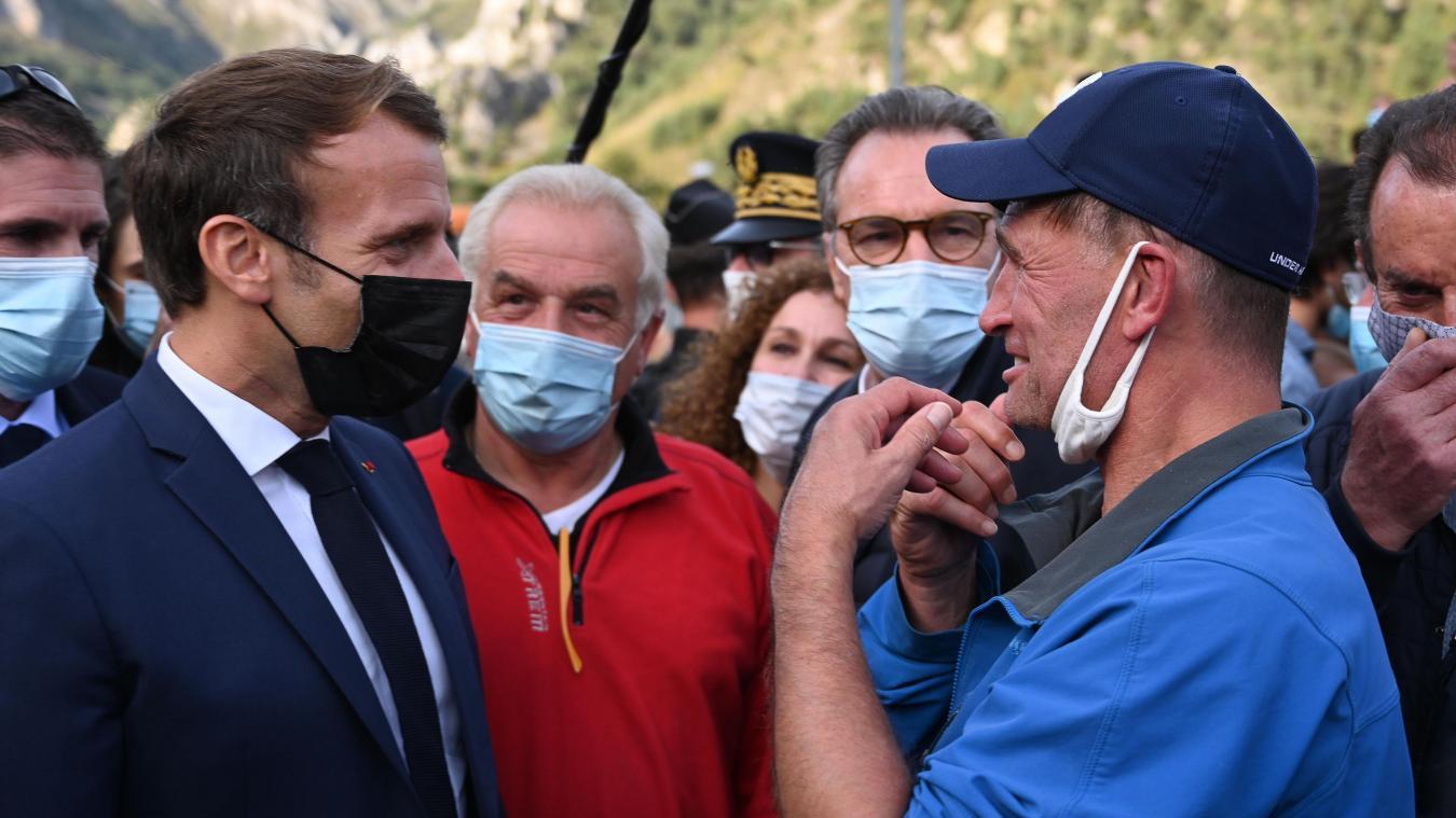 Tempête Alex : le Département de l'Essonne au chevet des Alpes-Maritimes