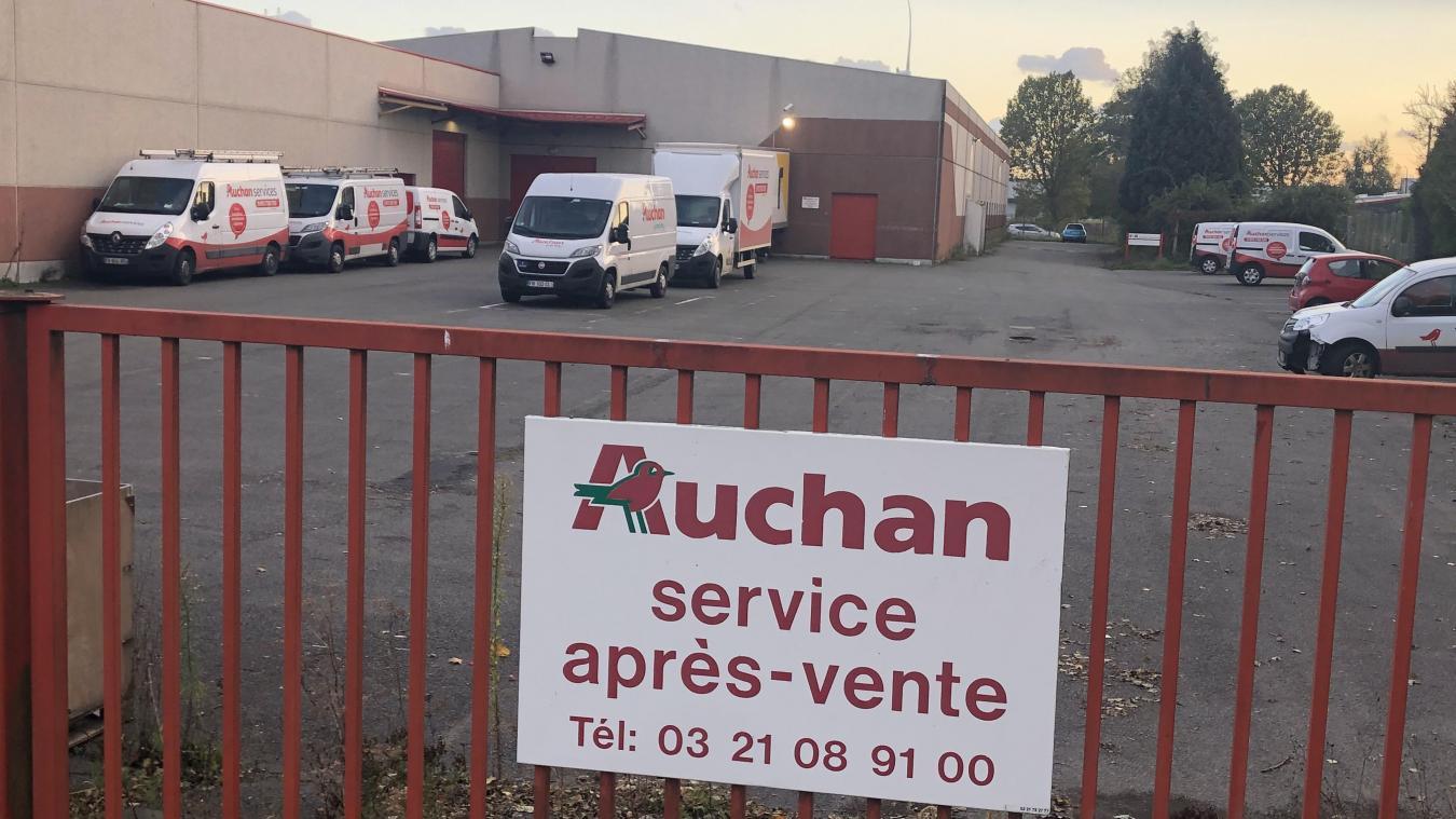 Plan Social A Auchan 31 Postes Supprimes A Courcelles Les Lens 11 A Noyelles Godault