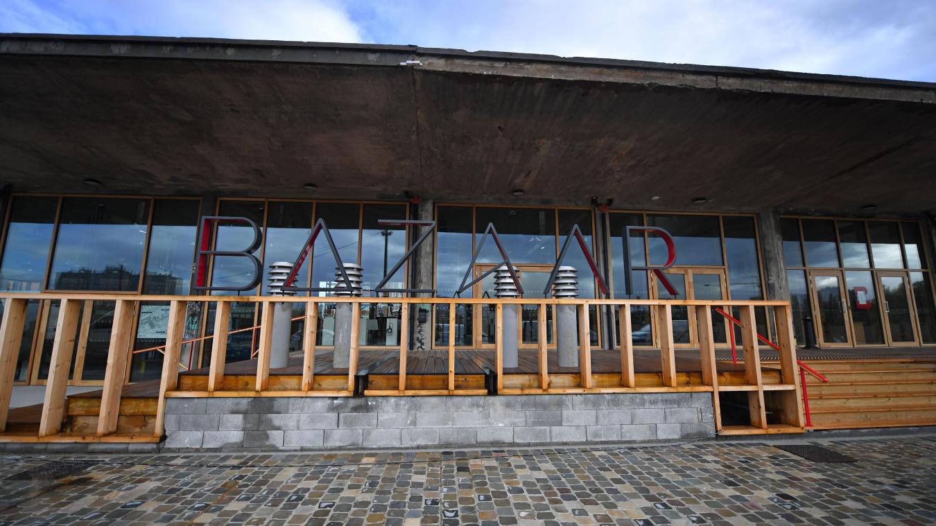 Bazaar Saint-So : ce nouveau lieu hybride pour coworkers et créateurs