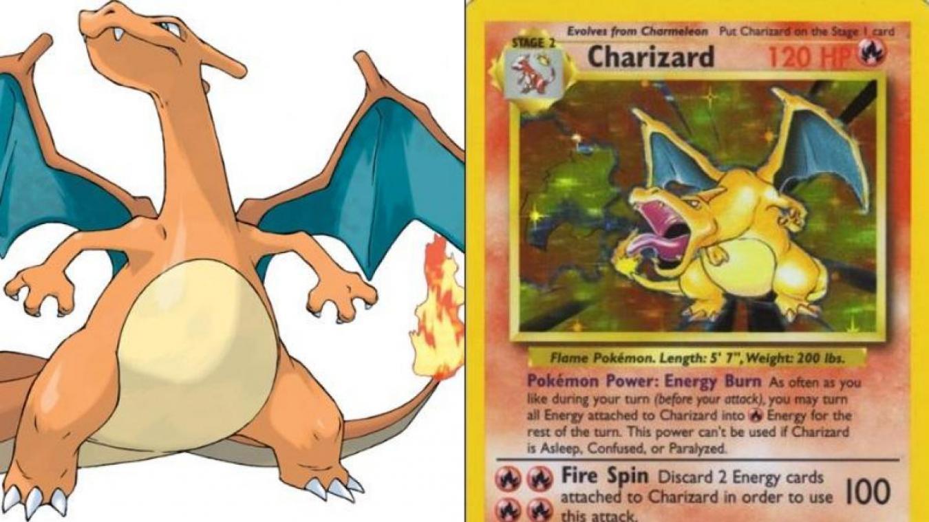Le rappeur Logic s'offre une carte Dracaufeu pour un montant record — Pokémon