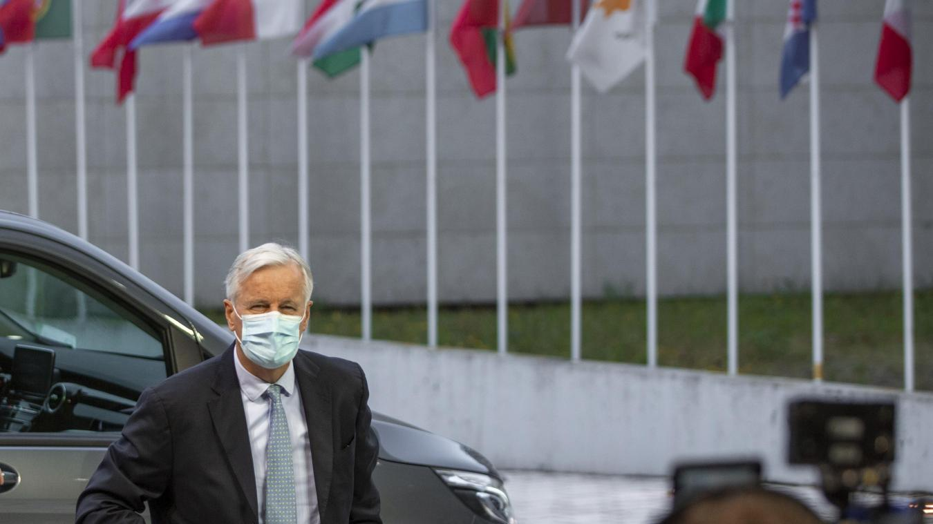 L'hypothèse d'un no-deal