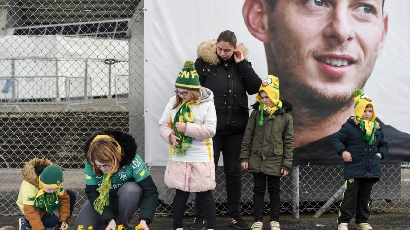 Mort d'Emiliano Sala : un homme officiellement inculpé au Royaume Uni