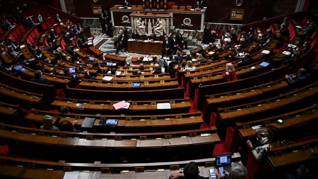 Prorogation de l'état d'urgence sanitaire jusqu'au 16 février — France