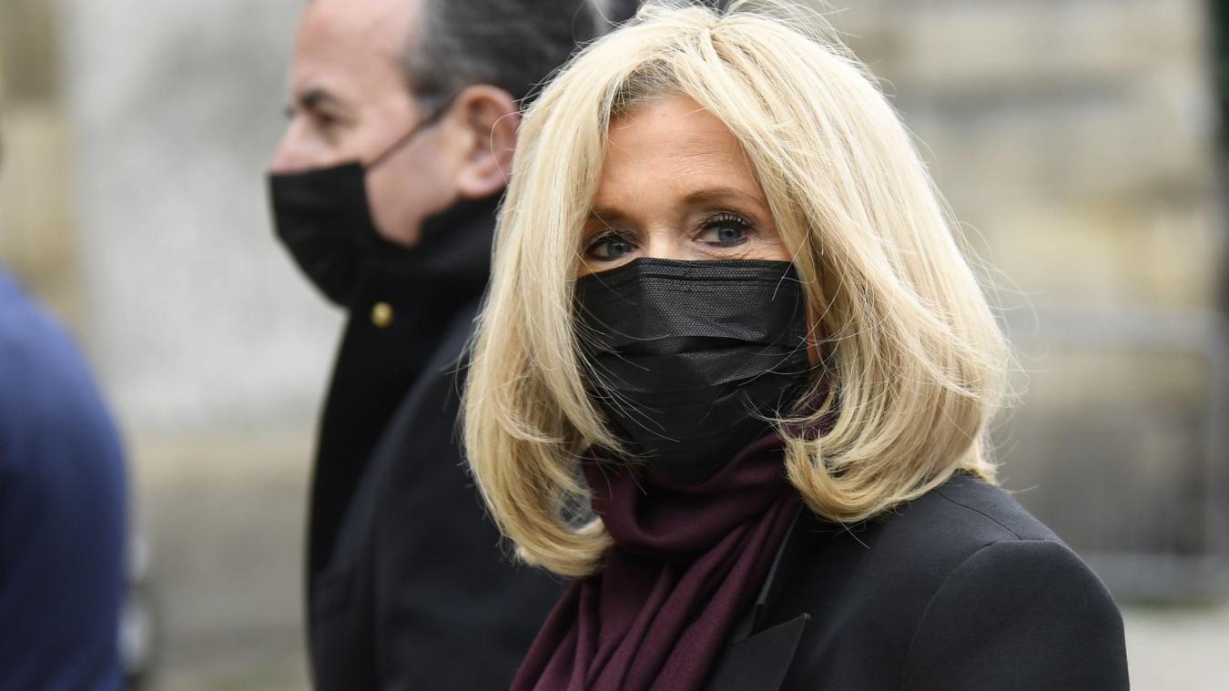 Covid-19: cas contact, Brigitte Macron en isolement - LINFO.re - France, Société