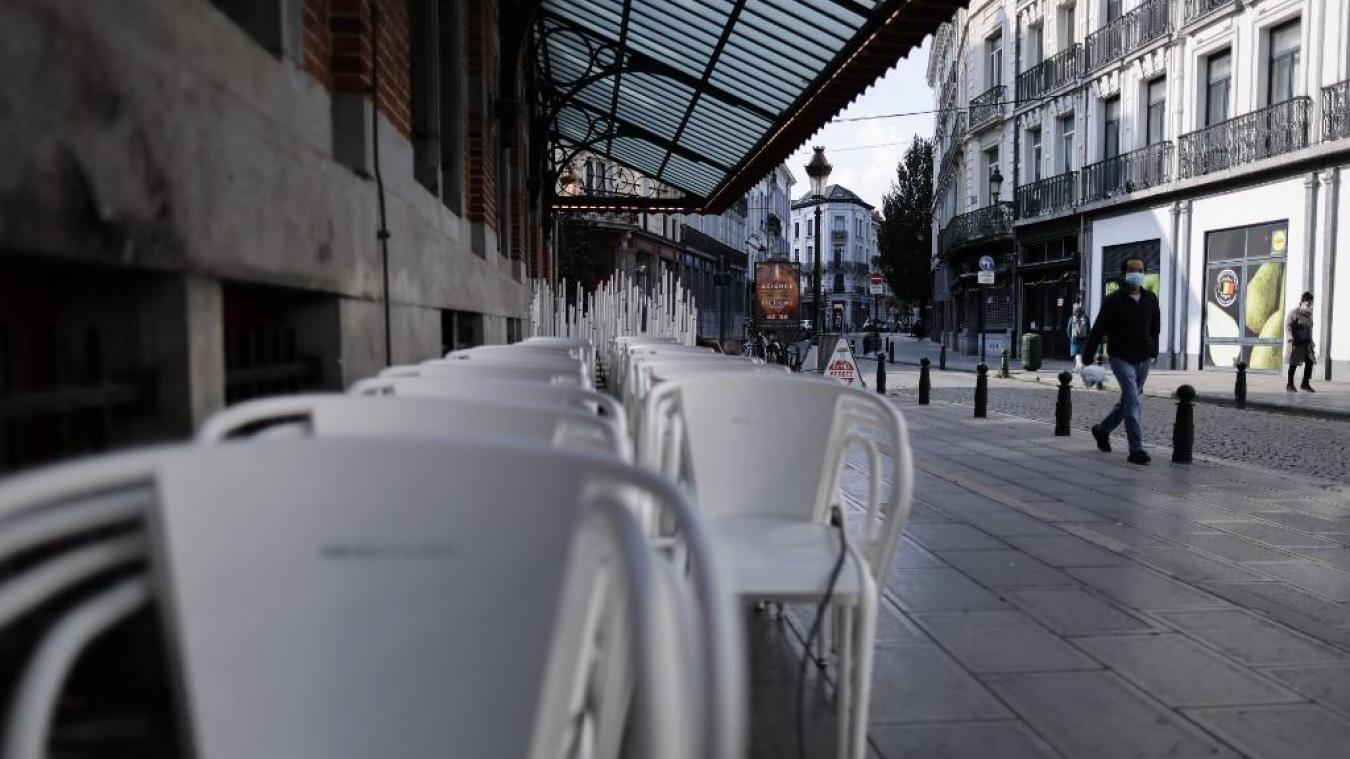 En Belgique, un confinement «de la dernière chance» pour les six prochaines semaines