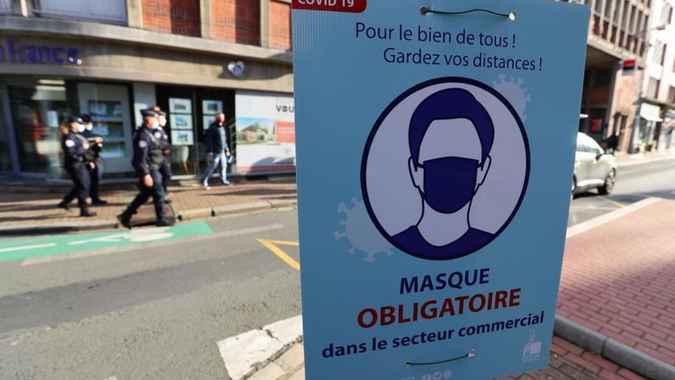 DIRECT. Coronavirus: dans les Pas-de-Calais, le port du masque obligatoire dès 11 ans